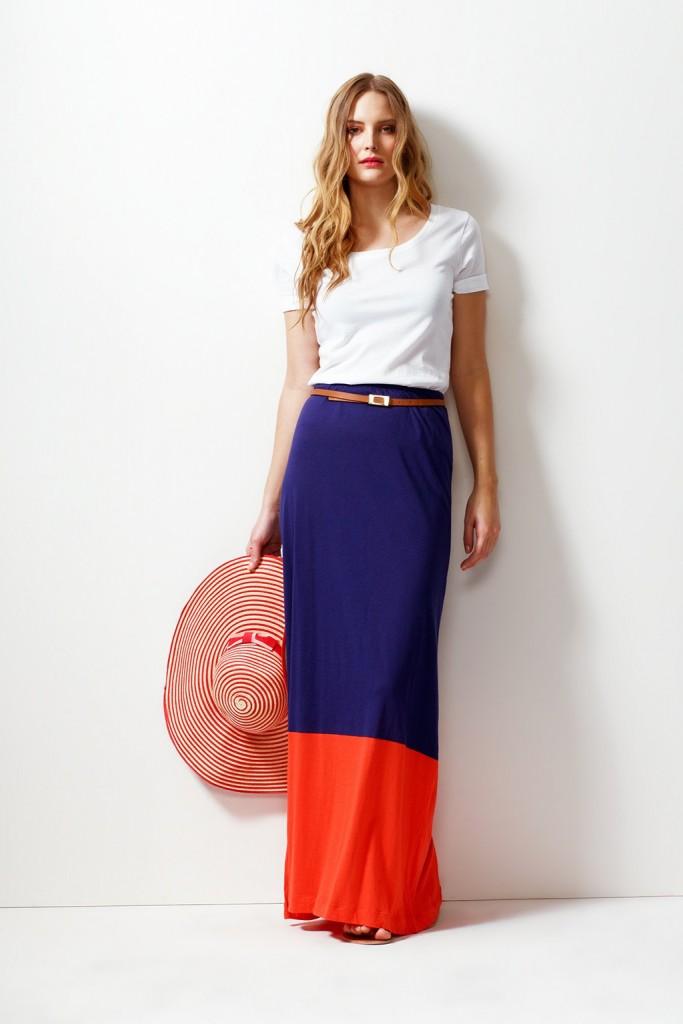H&M Uzun Etek Modelleri
